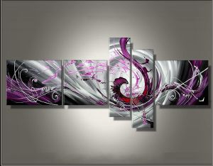 Tableaux design Abstract Vision
