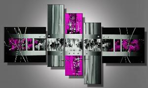 Tableaux design Fuschia wonderfull