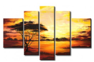Tableaux design  Sunset Savana