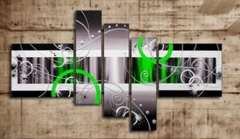 Tableau design Green Finess