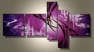 Tableau contemporain design